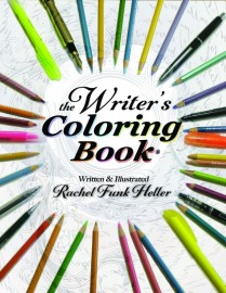 writer's coloring book